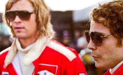 Rush The Movie And Carrera Sunglasses