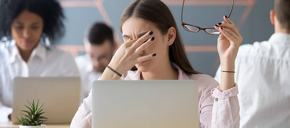 Are You A Victim Of Digital Eye Strain
